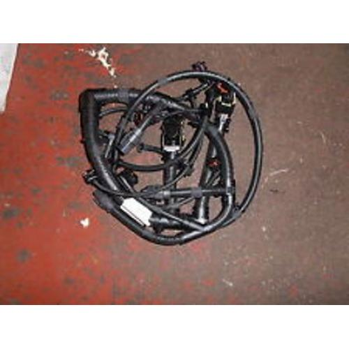 Truck Parts - Iveco tector engine harness