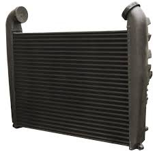 Truck Parts - Scania intercooler