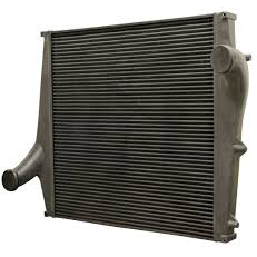 Truck Parts - Volvo intercooler