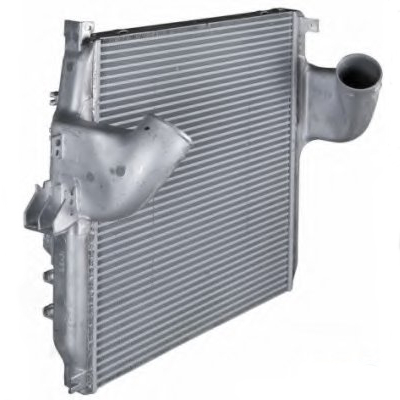 Truck Parts - Mercedes intercooler