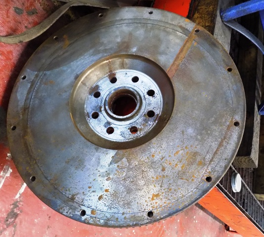 Truck Parts - Cummins flywheel