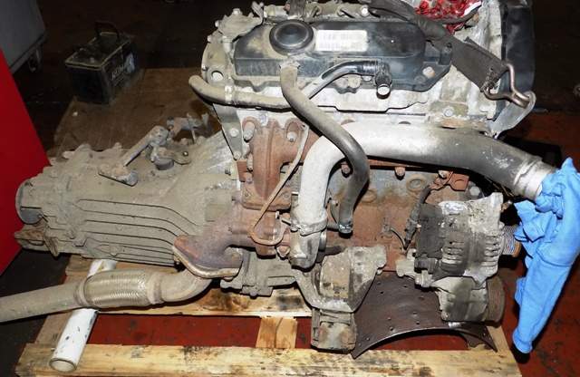 Truck Parts - IVECO DAILY ENGINE AND GEARBOX