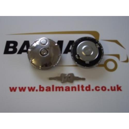 Truck Parts - DAF FUEL TANK CAP