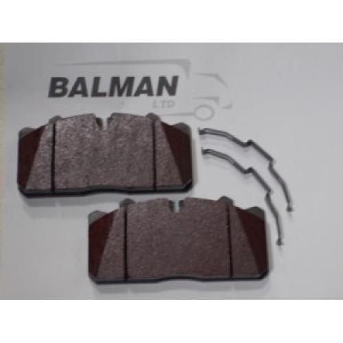 Truck Parts - Brake Pads