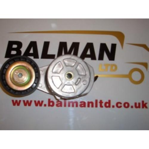 Truck Parts - SCANIA belt tensioner
