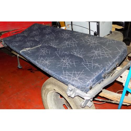 Truck Parts - Iveco Stralis bed
