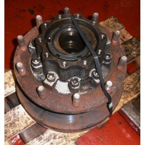 Truck Parts - MAN TGA TAG AXLE HUB