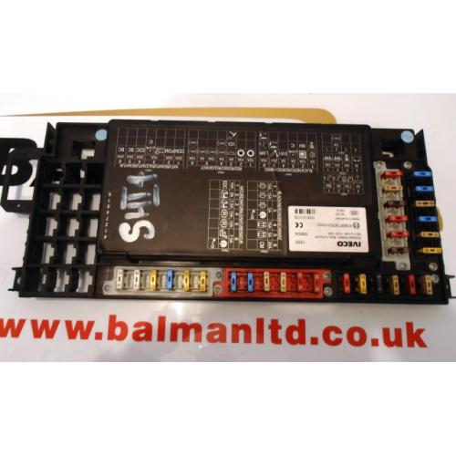Truck Parts - IVECO STRALIS BODY CONTROLLER