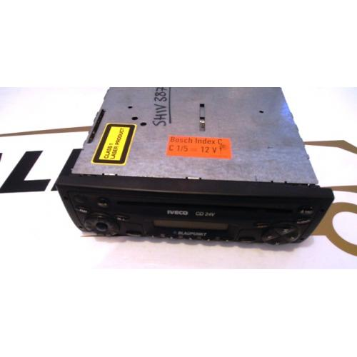 Truck Parts - IVECO 24V RADIO/CD PLAYER